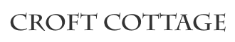 Croft Cottage Cumbria Logo